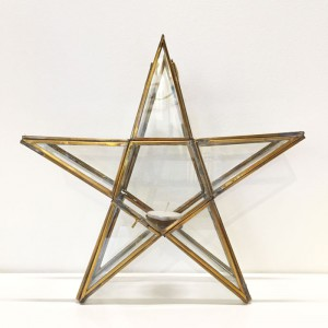 Lanterne étoile