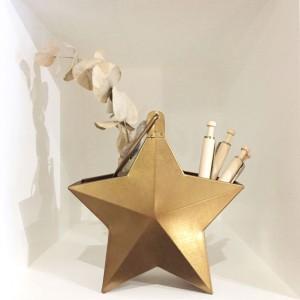 Pot étoile