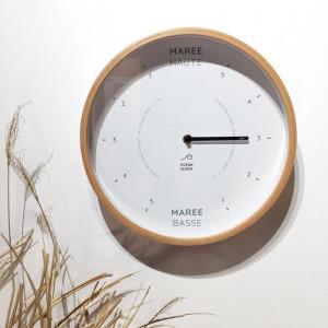 Horloge des marées Oyster
