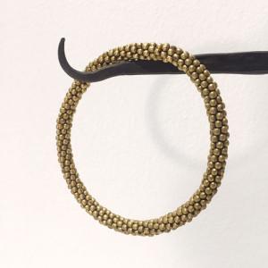 Bracelet épais en laiton