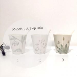 Tasse à café Botanique
