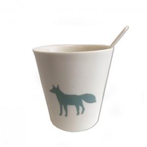 Tasse à café Renard