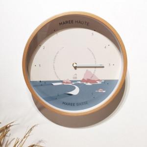 Horloge des marées Sunset