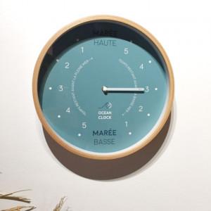 Horloge des marées Arctic Blue