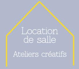 Location de salle pour atelier / workshop